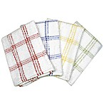 Dish Cloth with Scour 4-Pack