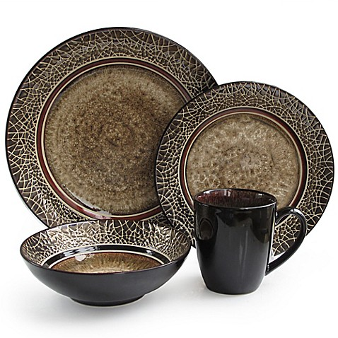 American Atelier Markham Square 16-Piece Dinnerware Set - Bed Bath \u0026 Beyond  sc 1 st  Bed Bath \u0026 Beyond & American Atelier Markham Square 16-Piece Dinnerware Set - Bed Bath ...