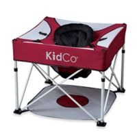 KidCo® Go-Pod Plus Portable Activity Center in Cranberry