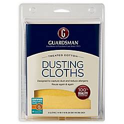 Guardsman 174 5 Pack Ultimate Dusting Cloths Bed Bath Amp Beyond