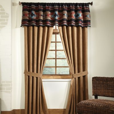 Veratex Santa Fe Tailored Window Valance