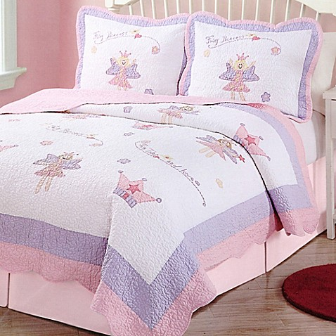 My World Princess Bedding Quilt Set