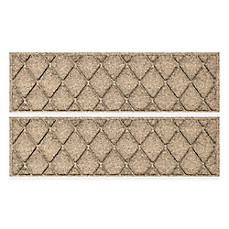 Weather Guard\u0026trade; 2-Pack Argyle Stair Tread