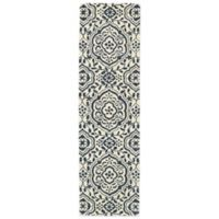 Kaleen Evolution 2-Foot 3-Inch x 8-Foot EVL04 Rug in Grey