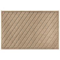 Weather Guard™ 30-Inch x 45-Inch Argyle Door Mat in Camel