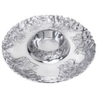 Arthur Court Designs Bunny Chip and Dip Tray