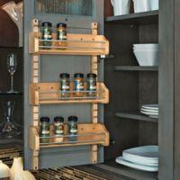 Rev-A-Shelf® Medium Adjustable Door Mount Spice Rack