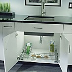 Rev-A-Shelf - 5786-33CR - 33 in. Chrome Under Sink Pull-Out Organizer