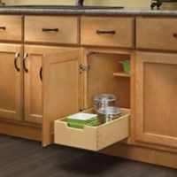 Rev-A-Shelf® Small 11-Inch Base Cabinet Pull-Out Drawer