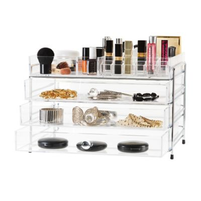 Buy Acrylic Jewelry Organizer from Bed Bath Beyond
