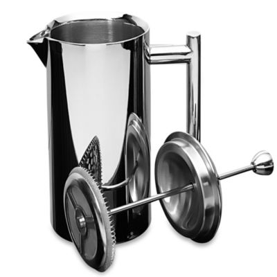Buy Stainless Steel Coffee Press From Bed Bath Amp Beyond