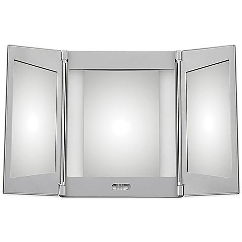 Conair Tri Fold Led 1x 5x Mirror