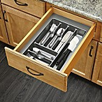 Rev-A-Shelf - GCT-2S-52 - Medium Glossy Silver Cutlery Tray Drawer Insert