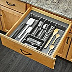 Rev-A-Shelf - GCT-4S-52 - Extra Large Glossy Silver Cutlery Tray Drawer Insert