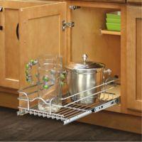 Rev-A-Shelf® 12-Inch x 18-Inch Single Tier Pull-Out Wire Basket