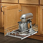 Rev-A-Shelf - 5WB1-1522-CR - 15 in. W x 22 in. D Base Cabinet Pull-Out Chrome Wire Basket