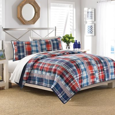 Buy Nautica Plaid Bedding from Bed Bath & Beyond : plaid comforters and quilts - Adamdwight.com