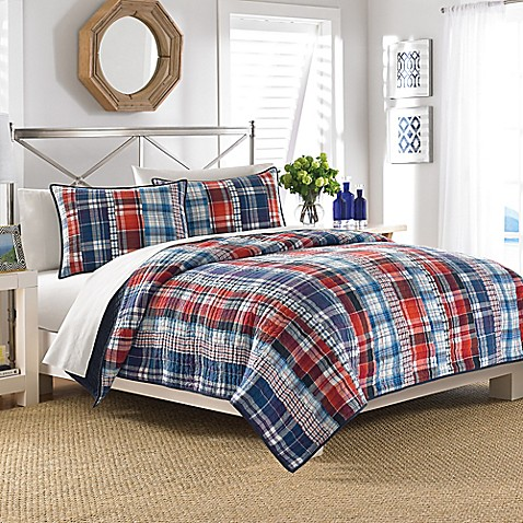 Nautica Tasman Quilt Bed Bath Beyond