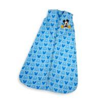 Disney® Medium Mickey Mouse Wearable Blanket in Blue