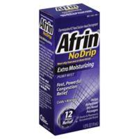 Afrin No Drip 0.5 oz Extra Moist Nasal Spray