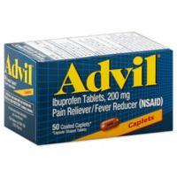 Advil 50-Count 200 mg Caplets