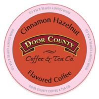12-Count Door County Coffee & Tea Co.® Cinnamon Hazelnut for Single Serve Coffee Makers