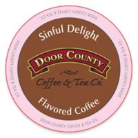 12-Count Door County Coffee & Tea Co.® Sinful Delight for Single Serve Coffee Makers