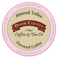 12-Count Door County Coffee & Tea Co.® Almond Toffee for Single Serve Coffee Makers