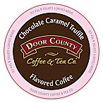 12-Count Door County Coffee & Tea Co. Chocolate Caramel Truffle for Single Serve Coffee Makers