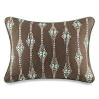 Harbor House™ Miramar Oblong Throw Pillow in Walnut
