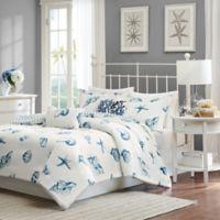 Harbor House™ Beach House King Comforter Set in White
