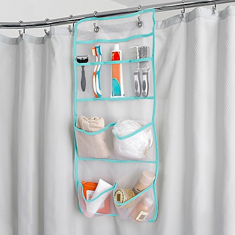 High Quality Mesh Hang Up Shower Caddy