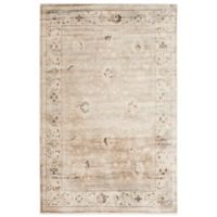 Safavieh Vintage Collection Mercedes 5-Foot 1-Inch x 7-Foot 7-Inch Floral Rug
