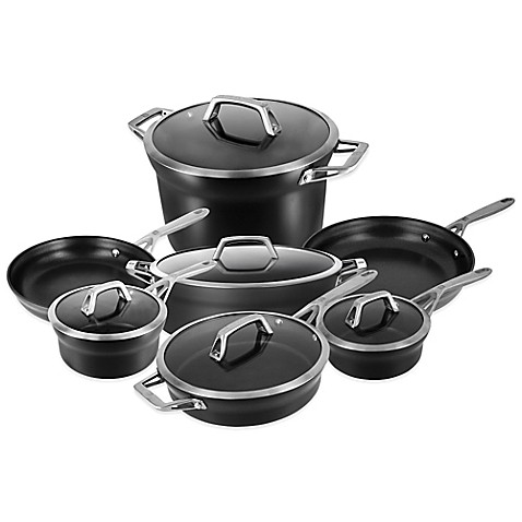 Zwilling J A Henckels Motion 12 Piece Cookware Set And