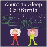 Count to Sleep California Board Book