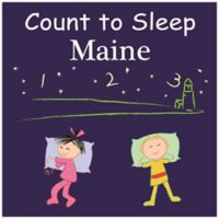 Count to Sleep Maine Board Book