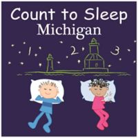 Count to Sleep Michigan Board Book