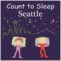 Count to Sleep Seattle Board Book