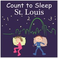 Count to Sleep St. Louis Board Book