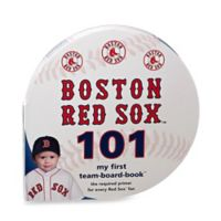 MLB Boston Red Sox 101: My First Team-Board-Book™