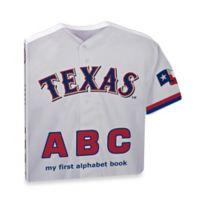 MLB Texas Rangers ABC: My First Alphabet Board Book