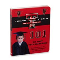 Texas Tech 101: My First Text-Board-Book™