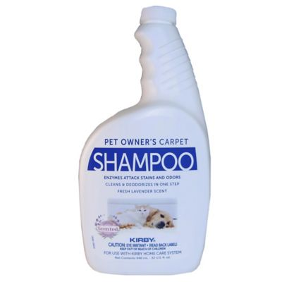 pet owners carpet shampoo