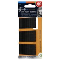 Goody® 60-Count Bobby Pins in Black