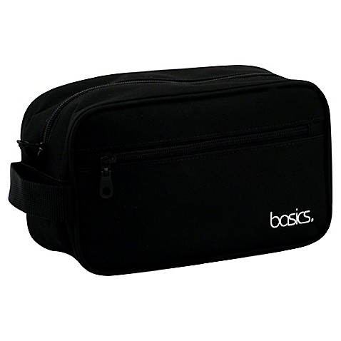 Basics 174 Men S Toiletry Bag Bed Bath Amp Beyond