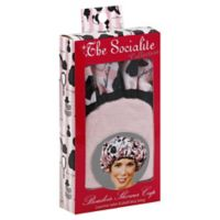 Betty Dain Boudoir Shower Cap with Terry Liner