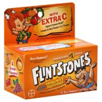 Flintstones™ Plus Immunity Support with Extra Vitamin C 60-Count Chewable Tablets