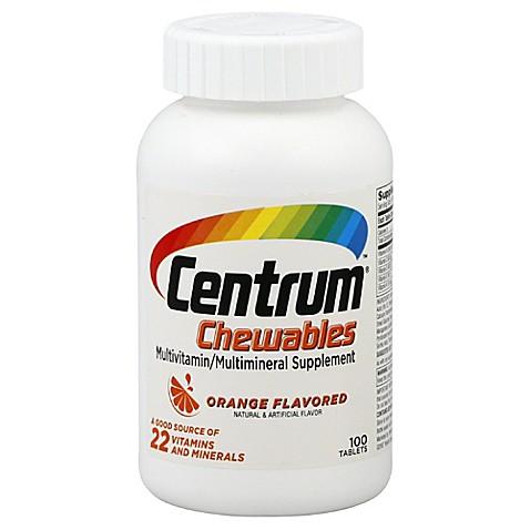 adult chewable multivitamin