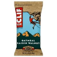 Clif Bar® Oatmeal Raisin Walnut 2.4 oz. Energy Bar