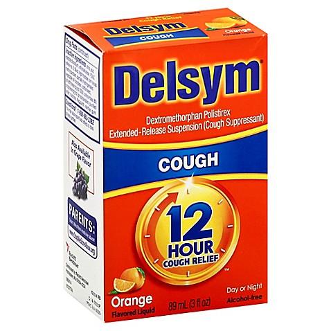 Orange cough